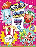 Grocery Games! (Shopkins: Jumbo Sticker Activity Book)