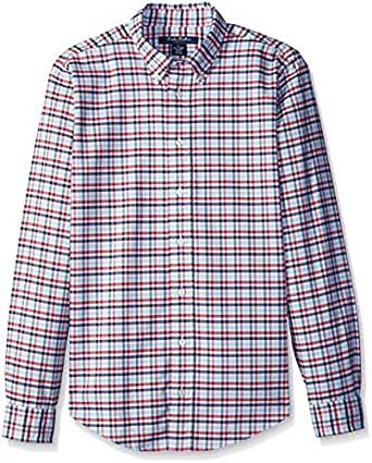Brooks brothers big boys 39 picnic plaid oxford for Brooks brothers shirt size guide
