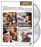 61hVGNnl4ML. SL160  TCM Greatest Classic Films Collection: World War II   Battlefront Europe (Kellys Heroes / Where Eagles Dare / The Dirty Dozen / Battleground) Reviews