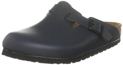 Birkenstock Boston 60151, Chaussures mixte adulte - Bleu, 41EU