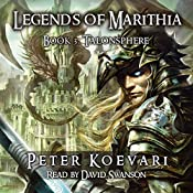 Talonsphere: Legends of Marithia, Book 3 | Peter Koevari