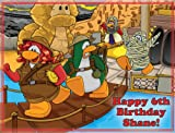 "Single Source Party Supply - Club Penguin Edible Icing Image #5-10.5"" x 16.5"""