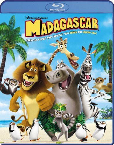 Cover art for  Madagascar [Blu-ray]