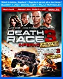 Death Race 3: Inferno [Blu-ray + DVD + Digital Copy + UltraViolet] (Bilingual)