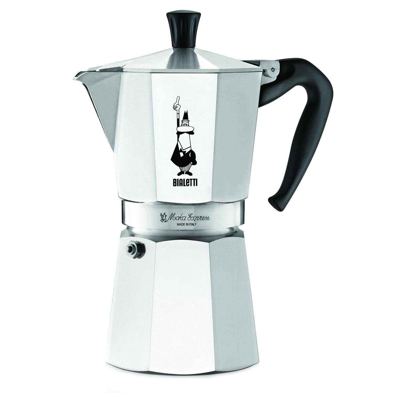 Stove Top Espresso Maker ~ Bialetti moka express cup stovetop espresso maker
