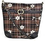 Stylocus Women's Sling Bag (Brown-st_s_1234b)