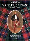Scottish Tartans in Full Color (Dover Pictorial Archive)