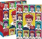Aquarius I Love Lucy Pop Art 1000-Piece Jigsaw Puzzle