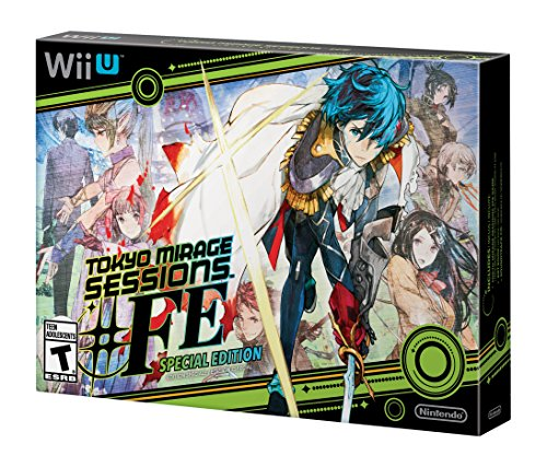 Tokyo Mirage Sessions #FE : Special Edition - Wii U Special Edition (Fire Emblem Wii U compare prices)