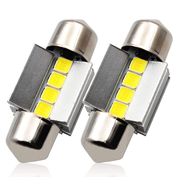 Bright White LED SMD Canbus Ford Transit Connect Super Bright Side Light Bulbs