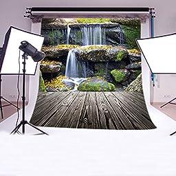 LB 8x8ft Nature theme Poly Fabric Photo Backdrops Customized Studio Background Studio Props M-11