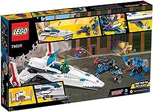 LEGO Superheroes Darkseid Invasion at Gotham City Store
