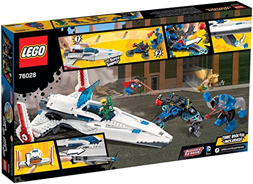 LEGO Superheroes Darkseid Invasion at Gotham City Store