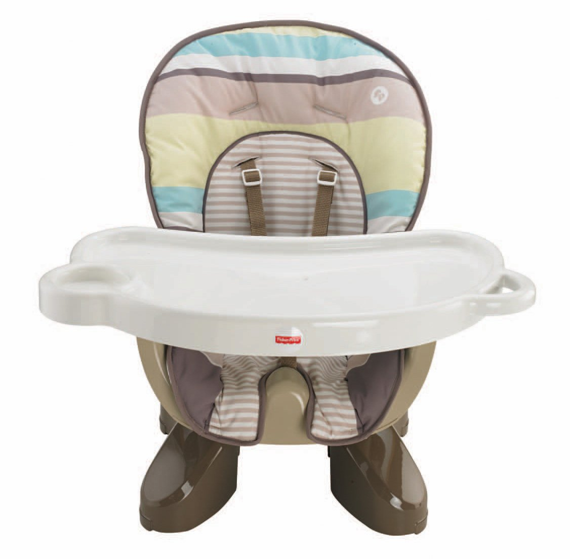 Fisher Price Spacesaver High Chair Stripes New Free Shipping EBay