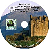 326 old books IRELAND History & Genealogy, Ancestry on DVD