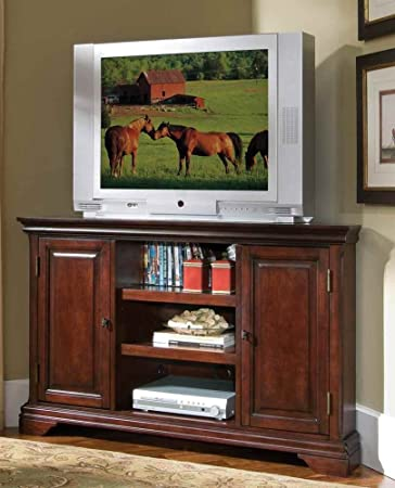 Home Styles Lafayette Corner Entertainment Center