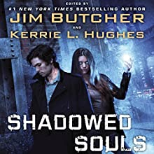 Shadowed Souls Audiobook by Jim Butcher - editor, Kerrie L. Hughes - editor Narrated by To Be Announced
