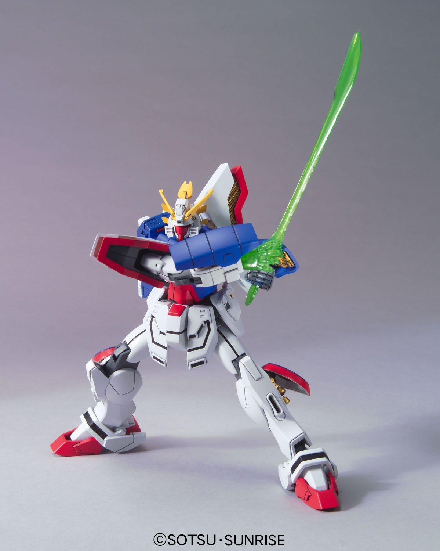 127 Shining Gundam 1144  G Gundam Shining Gundam
