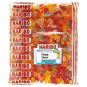 HARIBO Teddy Gummy Bears 3kg