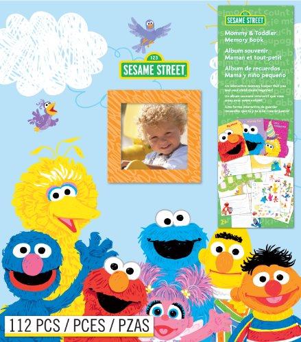 EK Success Brands Sesame Street Mommy and Toddler