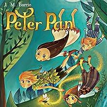 Peter Pan (       UNABRIDGED) by J. M. Barrie Narrated by Radhika Kapoor Mitra