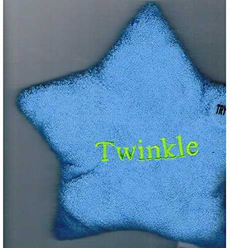 Plush Baby Musical Pillow (Blue)