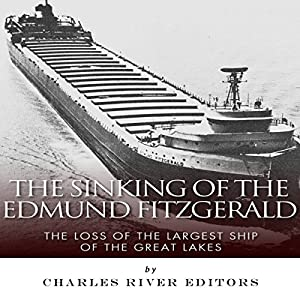 The Sinking of the Edmund Fitzgerald Audiobook