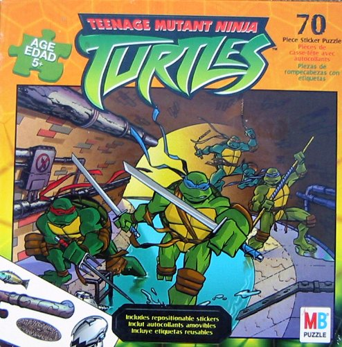 Teenage Mutant Ninja Turtles 70pc. Puzzle