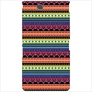 Design Worlds - Sony Xperia Z Ultra C6802 Designer Back Cover Case - Multic...