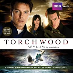 Torchwood: Asylum Album artwork