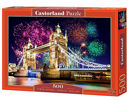 Castorland - Tower Bridge, England Puzzle 500 Pezzi
