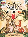 Aesops Fables for Children: Includes a Read-and-Listen CD (Dover Read and Listen)