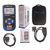 LYL® VS450 VAG Code Reader Diagnostic Scanner Com Reset Airbag ABS For Audi VW (Tamaño: VS450)