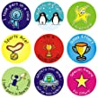 Sports Day Variety Stickers