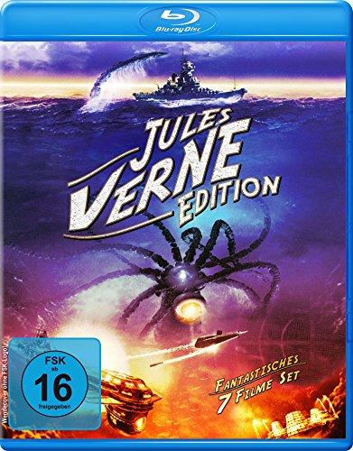 Jules Verne Blu-ray Edition Vol. 1 (7 Filme Set) [Blu-ray]