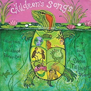 Children's Songs: A Collection of Childhood Favorites