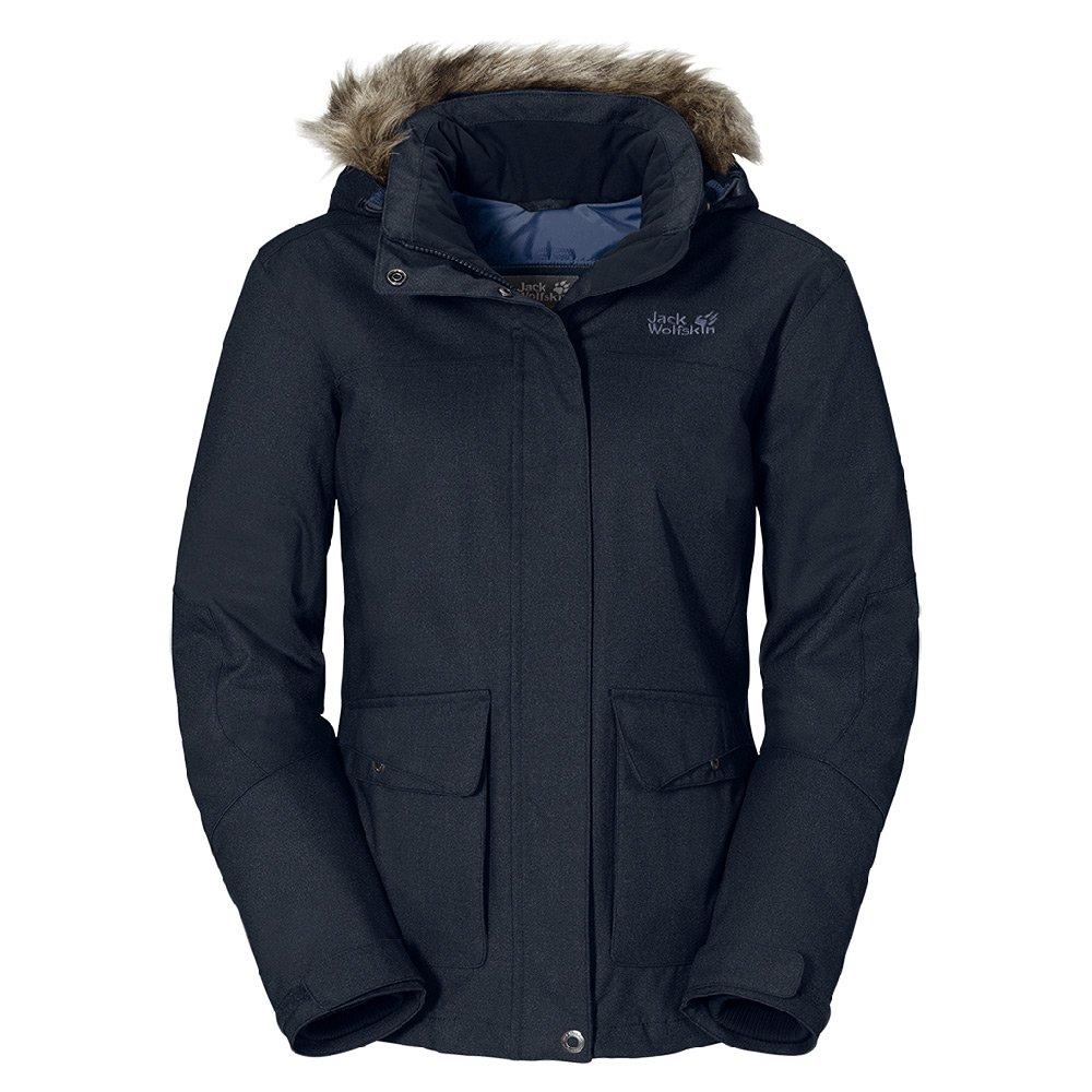 Jack Wolfskin Nova Scotia Jacket Women blau günstig