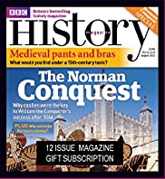 BBC History - Magazine Gift Subscription