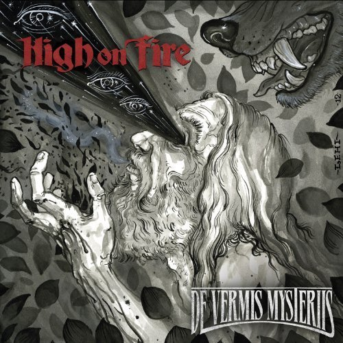 De Vermis Mysteriis by High On Fire (2012) Audio CD