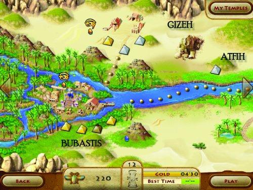 The TimeBuilders: Pyramid Rising 2 screenshot