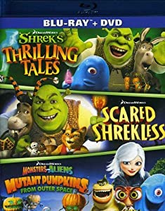 61hY4oPOvKL. SY300  Scared Shrekless (2010)