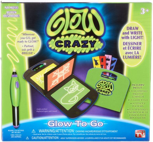 Glow Crazy Drawing Board