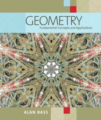 Geometry: Fundamental Concepts and Applications PDF