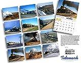Union Pacific 2016 Calendar 11x14