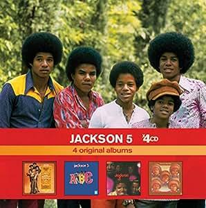 Diana Ross Presents The Jackson 5 / ABC / Third Album / Dancing Machine (Coffret 4 CD)