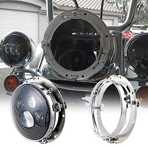 Harley Davidson Fxdf Fat Bob Headlight Headlight For