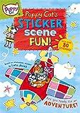 Poppy Cat's Sticker Scene Fun!