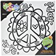 PaintaDoodle 12 x 12 Peace Sign Painting Kit