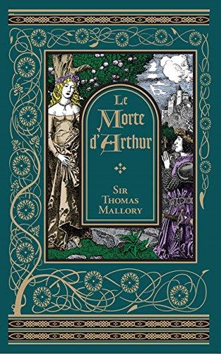le-morte-darthur-barnes-noble-leatherbound-classic-collection