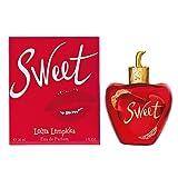 Lolita Lempicka Sweet Eau de Parfum Spray, Cherry Cocoa, 1 fl. oz. (Color: Red, Tamaño: 30ml)
